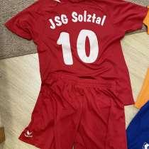 Футбольная форма для мальчика, в Москве