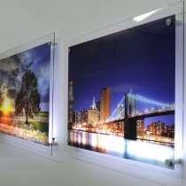 Модульные картины на стекле, в г.Брест