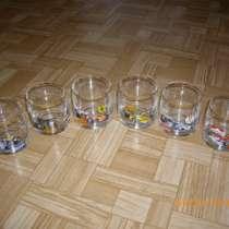 Оригинальные низкие стаканы (Чехия), в Благовещенске