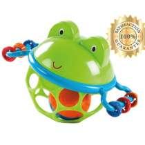 """Развивающая игрушка-мяч """"Little frog"""", в Волгограде"""
