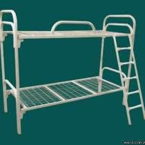 Железные кровати ГОСТ, купить кровать, в Рославле
