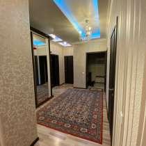 Продам 4к. квартиру с дизайнерским евроремонтом и мебелью в, в г.Бишкек