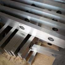 Ножи гильотинные по металлу 625 60 25мм в наличии предназнач, в Воскресенске