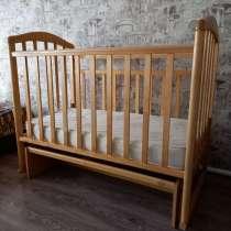 Кроватка детская, в Кемерове