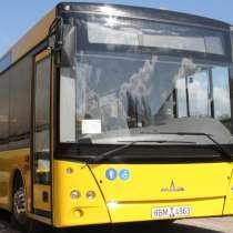 Городской автобус МАЗ 206068, в Самаре