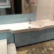 Столешницы для ванных комнат из жидкого гранита GraniStone, в г.Somerpalu