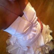 Продам новое свадебное платье, в Москве