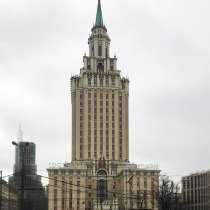 Реконструкция и реставрация, проектно-изыскательные работы, в Москве