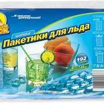 Пакеты для льда, в г.Николаев