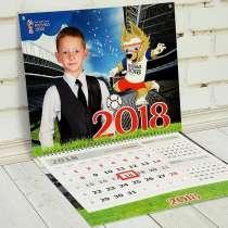 Календарь на пружине с вашими фото. разные варианты, в Батайске