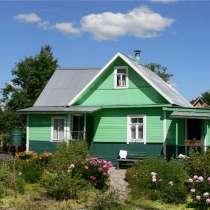 Куплю дом с хоз-вом в деревне или хуторного типа, в Пскове