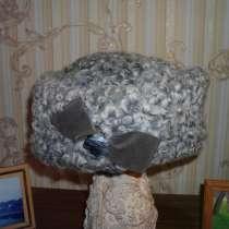 Шапку каракулевую продам, в г.Астана