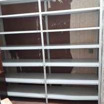 Шкаф-стеллаж металлический, в Казани