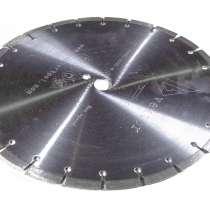 Диск алмазный для резки бетона VFS-350, в Омске