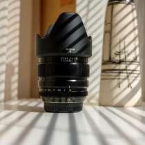 Fujifilm XF 23mm F1.4, в Новосибирске