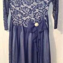 Темно-синее платье, в г.Черкассы