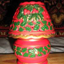 Лампадка керамическая, в Калининграде