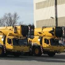 200 тонн NEW Grove GMK5200 Автокран 200т 2017г, в Санкт-Петербурге