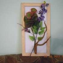 Декоративные вазы, пано ручной работы из дерева, в г.Гродно