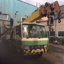 Услуги Автокрана 5 тонн с вылетом стрелы 21 метр, в Красноярске