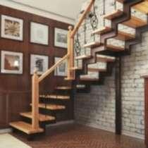 Монтаж лестниц, в Томске