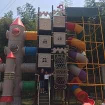 Детские площадки, в г.Алматы
