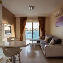 Меблированные апартаменты в центре Аланьи, в г.Аланья