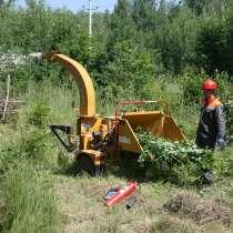 Аренда измельчителя веток и древесины, в Москве