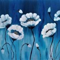 Интерьерная картина Абстрактные цветы, в Сочи