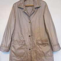 Куртка плащ двусторонняя, демисезон, р.50, в Санкт-Петербурге