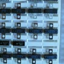 Микросхемы для телевизоров и радиоаппаратуры, в Йошкар-Оле