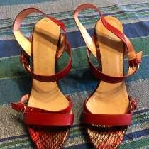 Женские туфли босоножки 39 40, в Перми
