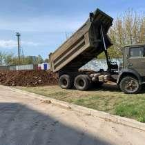 Доставка песок, щебень, навоз и т. д, в Тольятти