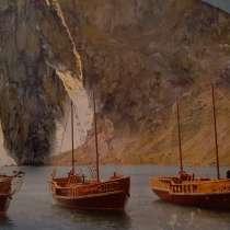 Продам 3кораблика 2х мачтовые с алыми парусами для экскурсип, в Ялте