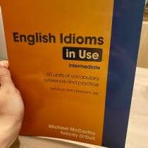 Учбеник по английскому языку english idioms in use, в Москве