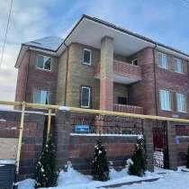 Коттедж 366 кв. м на участке 5 сот, в Нижнем Новгороде