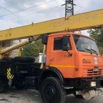 Продам автокран Ивановец, КАМАЗ, 25 тн, в Тюмени