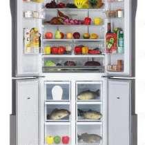 Новый холодильник Hansa, в Москве