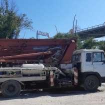 Автобетононасос HINO установка KYOKUTO шиберный. 25м, в Краснодаре