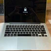 "MacBookPro11,1 (A1502) (13.3"", 2.4 GHz, 256 GB) Dual Core, в Мытищи"