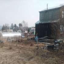 Дача 30 м² на участке 5 сот, в Иркутске