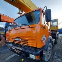 Продам автокран 32 тн-31м, Камаз, Ивановец, в Оренбурге