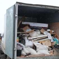 Вывоз мусора. Доставка и Поднятие стройматериала. ра, в Рязани