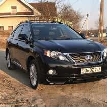 Lexus RX450h 2011 Hybrid Армянские номера, в г.Алматы