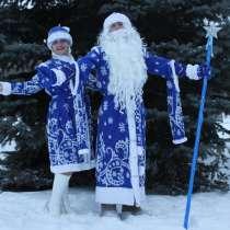 Дед Мороз и Снегурочка на корпоратив, в Костроме