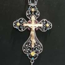 Крест серебро 925пр.(наперстный), в Москве