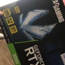 Nvidia GeForce Zotac RTX3060 (новая, не распакованная), в Владивостоке