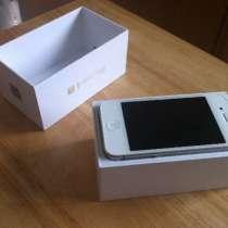 Продам iPhone 4s состояние отличное, в Новосибирске