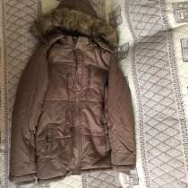 Зимняя куртка д/м 140 см, в Москве