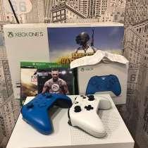 Xbox one s (Белый 1TB), в Северодвинске